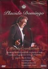 Imagens Placido Domingo - Placido Grandissimo - DVD