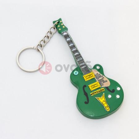 Porta-Chaves Guitarra Bono - U2 images