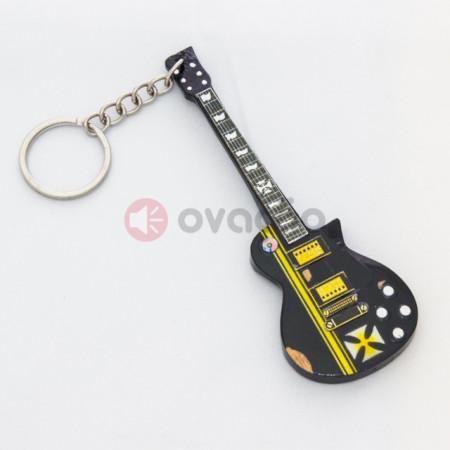 Imagens Porta-Chaves Guitarra Hetfield - Metallica - Tron Cross