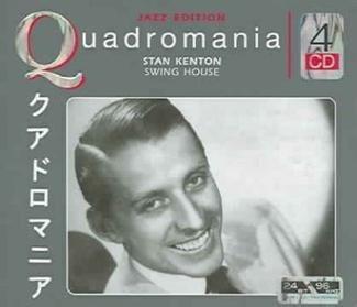 Imagens Stan Kenton - Swing House (4 CD)