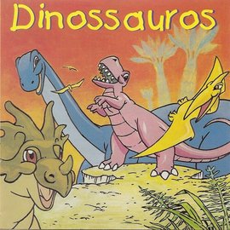 Imagens Vários Artistas - Dinossauros