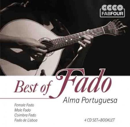 Imagens Best Of Fado (4CD)