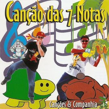 Imagens Canções & Companhia - Canção das 7 Notas