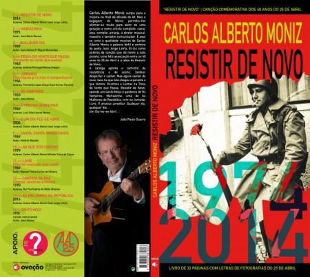 Carlos Alberto Moniz - Resistir de Novo imágenes