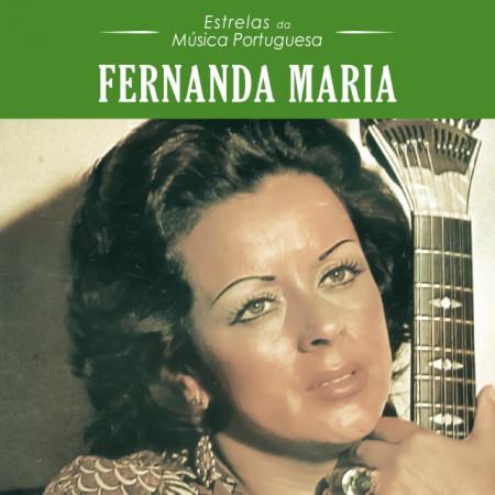 Imagens Estrelas da Música Portuguesa - Fernanda Maria