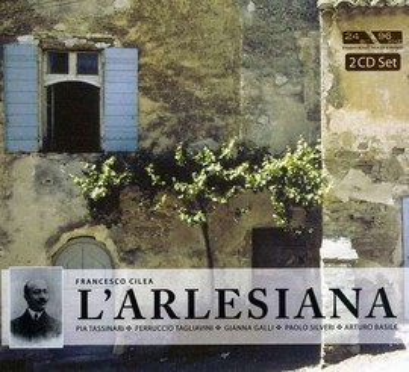 Imagens Francesco Cilea - L' Arlesiana