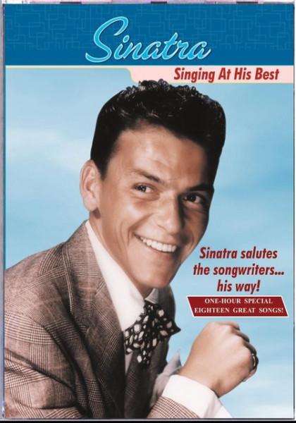 Imagens Frank Sinatra - Singing At His Best (DVD)