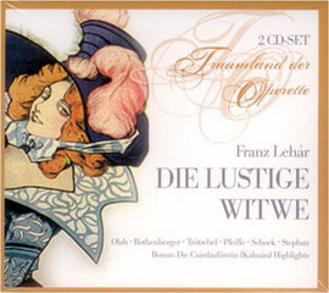 Franz Lehar - Die Lustige Witwe images