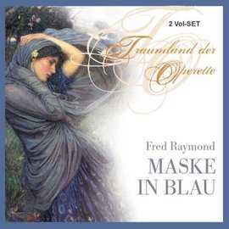 Imagens Fred Raymond - Maske In Blau (2CD)