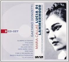 G. Donizetti - Maria Callas: Lucia Di Lammermoor (2CD) images
