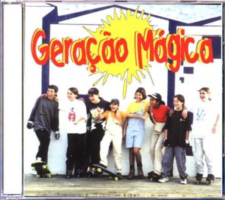 Imagens Geração Mágica - Canções