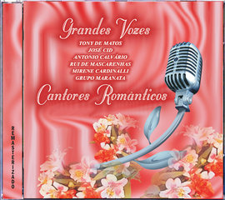 Imagens Grandes Vozes, Cantores Romanticos