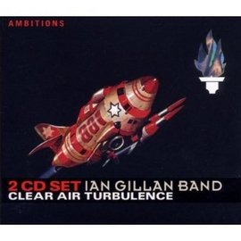 Imagens Ian Gilland Band - Clear Air Turbulence (2 CD)