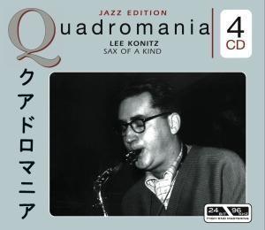 Imagens Lee Konitz - Sax of a Kind (4CD)