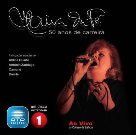 Imagens Maria da Fé - 50 Anos de Carreira, Ao vivo Coliseu