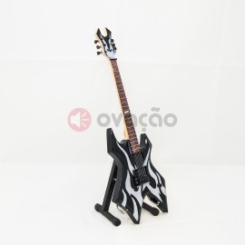Mini-Guitarra BC Rich KK Wartribe - Kerry King - Slayer images