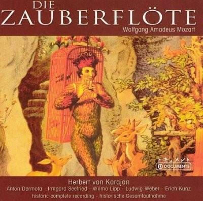 Imagens Mozart - Die Zauberflöte