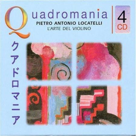 Imagens Pietro Locatelli - L'arte Del Violino (4CD)