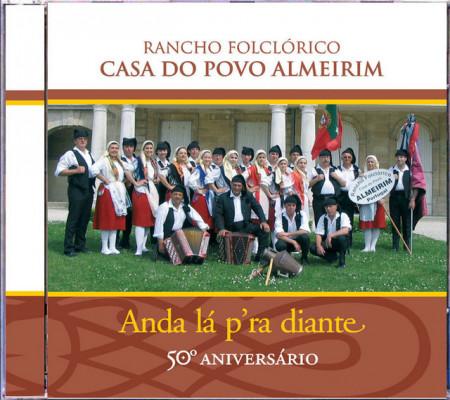 Imagens Rancho Foclórico de Almeirim - Anda Lá P'ra Diante (50º Aniversário)