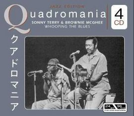 Sonny Terry - Whoopin' the Blues (4 CD) images