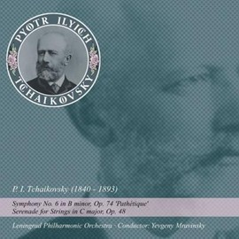 Tchaikovsky - Sym 6 Pathetique Serenade images