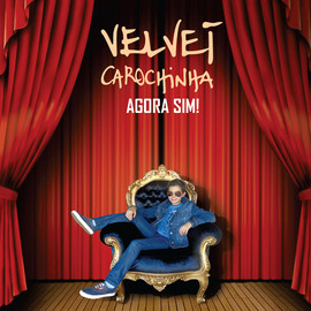 Imagens Velvet Carochinha - Agora Sim!