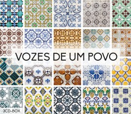 Vozes de Um Povo (3CD BOX) images