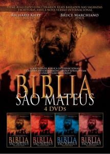 Biblia São Mateus - Primeira Parte (DVD)