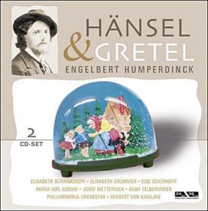 E. Humperdinck - Hansel & Gretel (2CD)