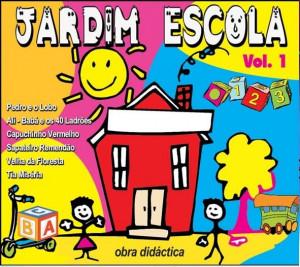 Jardim Escola 1- (3xCD)