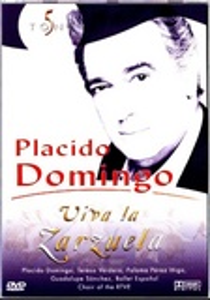 Placido Domingo - Viva La Zarzuela - DVD