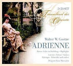 Walter Goetze - Adrienne (2CD)