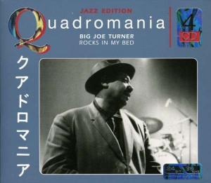 Big Joe Turner - Rocks in My Bed (4CD)