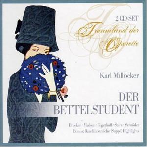 Carl Millöcker - Der Bettelstudent (2CD)