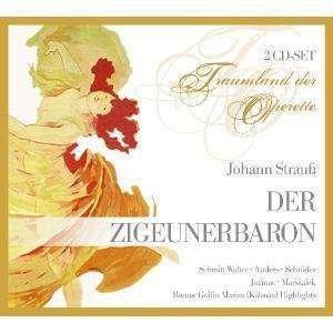 Der Ziguenerbaron (2CD)