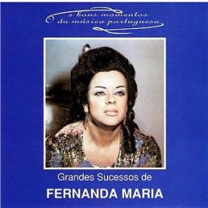 Fernanda Maria - Grandes Sucessos