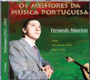 Fernando Maurício - Fado é Condão (Homenagem)
