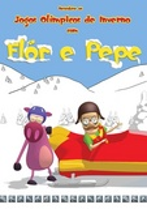 Flôr e Pepe, Jogos Olimpicos ... - Varios DVD