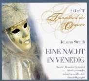 Johann Strauss - Eine Nacht in Venedig (2CD)