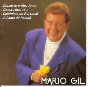 Mário Gil - Pegadas Na Areia