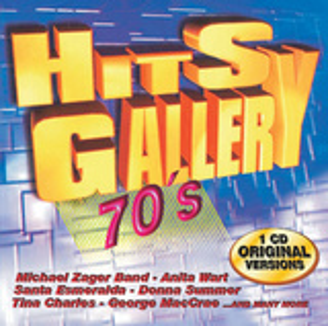 Vários - Hits Gallery 70's