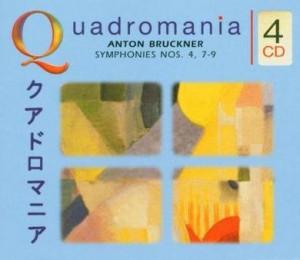 Anton Bruckner - Symphonies (4CD)