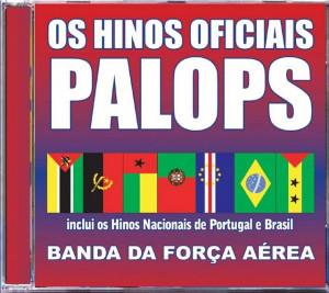 Banda da Força Aérea - Hinos Oficiais dos Palops