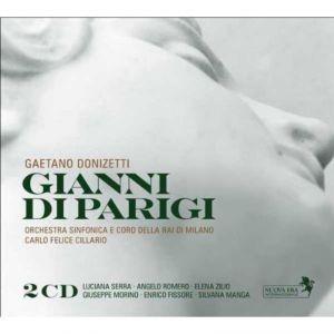 Caetano Donizetti - Gianni di Parigi (2CD)