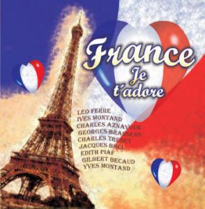 France Je T'Adore