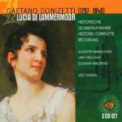 Gaetano Donizetti - Lucia Di Lammermoor (2 CD)