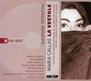 Gasparo Spontini - Maria Callas: La Vestale  (2CD)