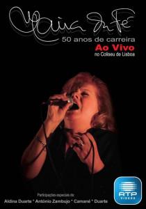 Maria da Fé - 50 Anos de Carreira, Ao vivo Coliseu - DVD
