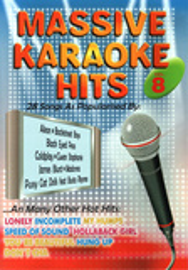 Massive Karaoke Hits 8