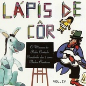 O Macaco Rabo Cortado - Col. Lápis de Côr